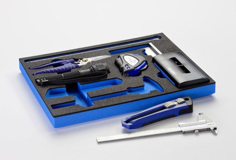 OPT-I-STORE: Werkzeug-Einlage