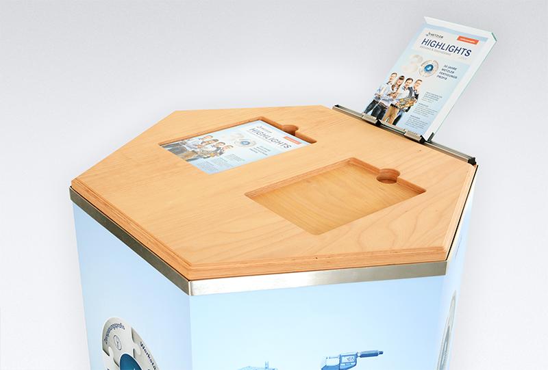 Materialien & Qualität, OPT-I-STORE.com